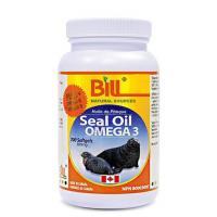 Bill Seal Oil Omega-3 500mg 200softgels