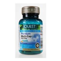 Quest for Health - Canadian Premium Multi-Cap Iron-Free 60 caps