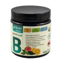 Pranin Organic PureFood B 45 gr