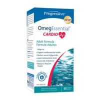 Progressive OmegEssential Cardio Targeted Fish Oil 60 Softgels