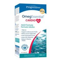 Progressive OmegEssential Cardio Targeted Fish Oil 120 Softgels
