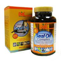 Bill Seal Oil Complex 500mg 120 softgels