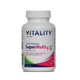 Vitality Time Release  Super Multi+  60 tablets