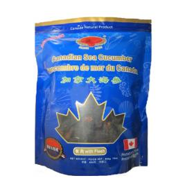 Canada Pure Natural Wild Sea Cucumber with Flesh 454g