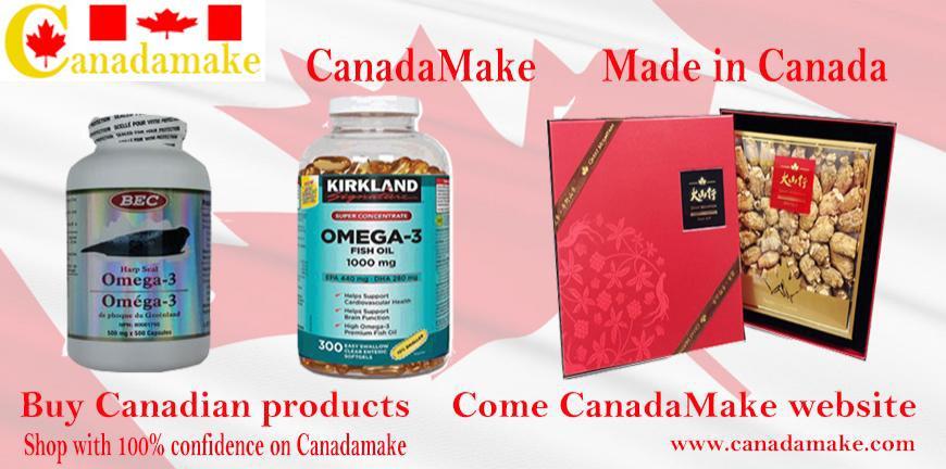 Canadamake Made in Canada
