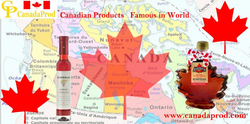 Canadaprod Canadian Products